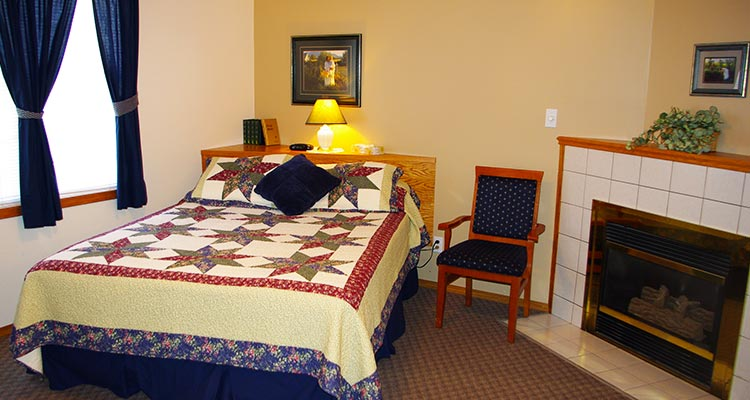 A image of the One Queen Bed Deluxe room at Cradnell